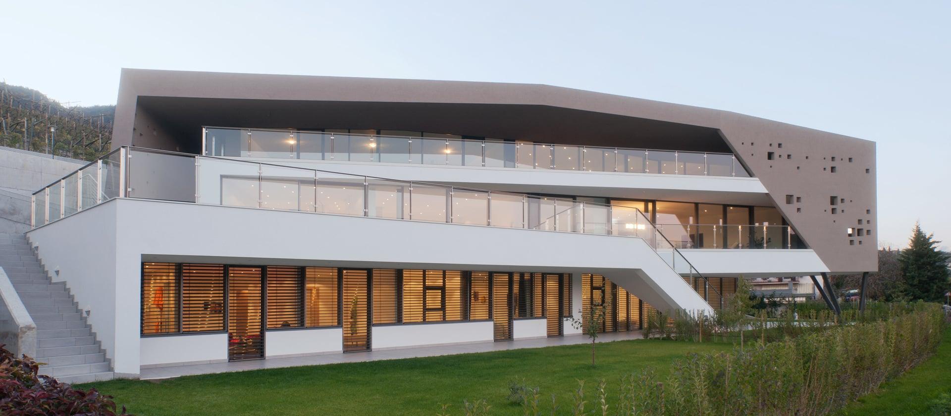 Villa en Südtiroler Weinstraße