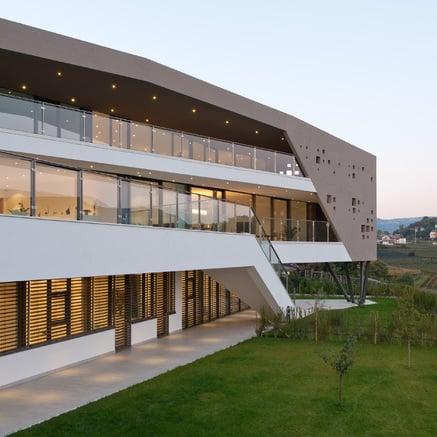 Villa an der Südtiroler Weinstraße