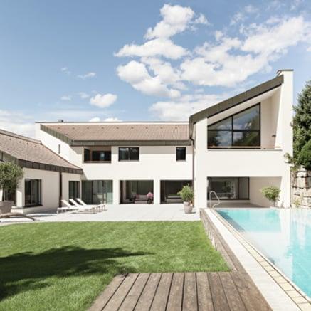Villa in Brixen