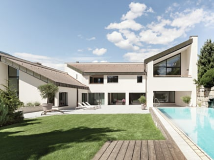 Villa dans la vallée de l'Isarco