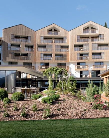 Hotel Cristal en Obereggen