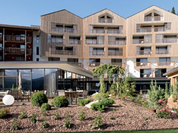 Hotel Cristal em Obereggen