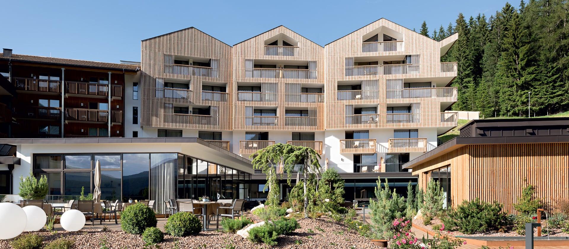 Hotel Cristal in Obereggen