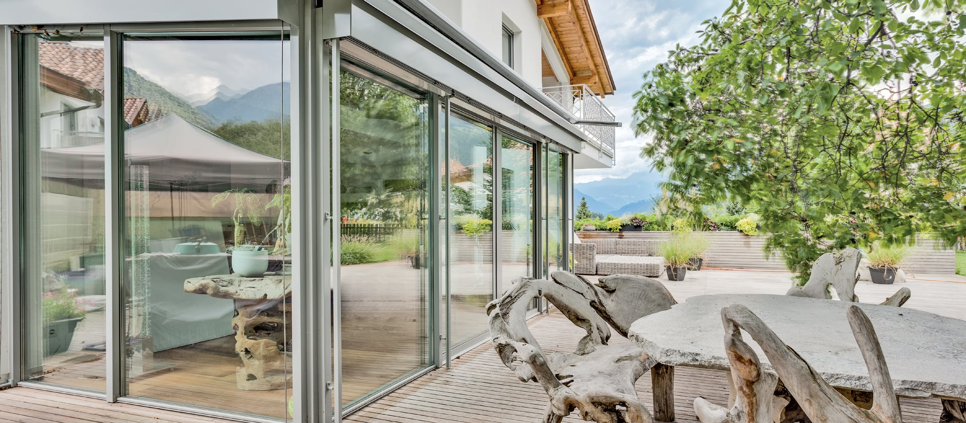 House in the Vinschgau Valley