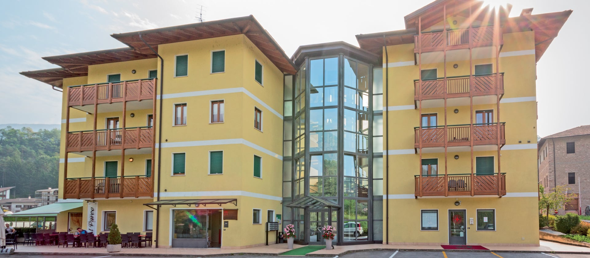 Haus im Trentino