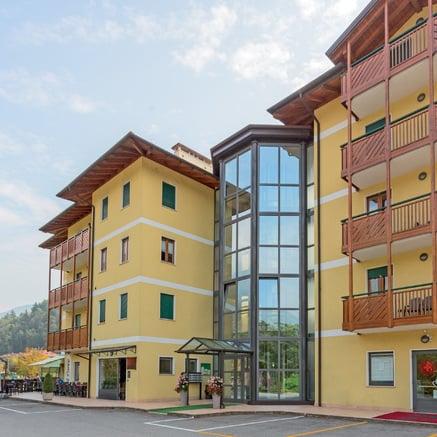 Edifício em Trentino