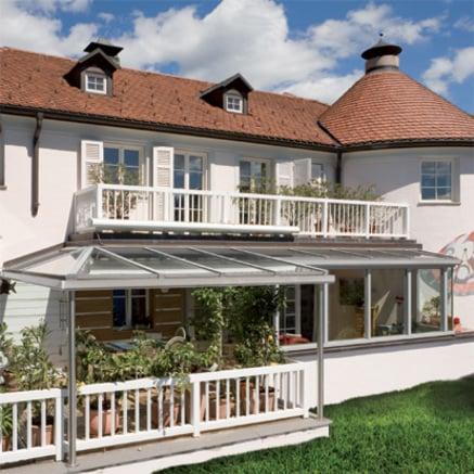 Villa sull'altopiano del Renon