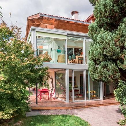 Maison dans le Val Pusteria