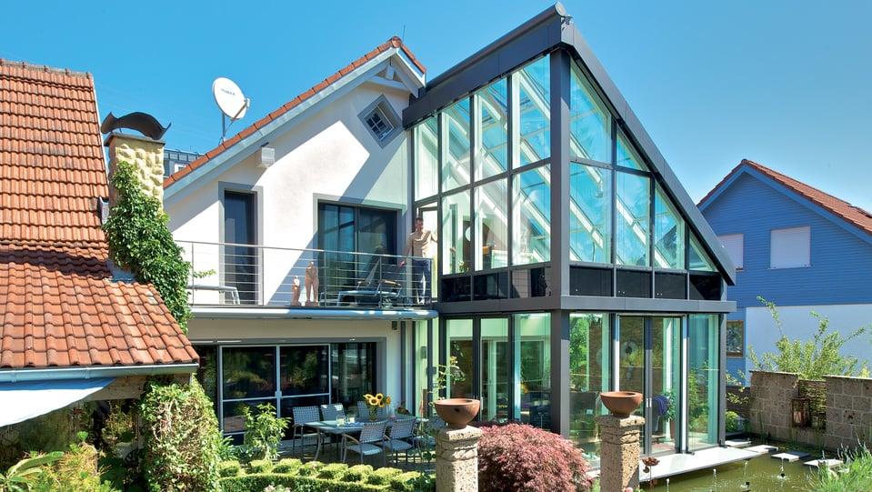 Einfamilienhaus in Baden-Württemberg