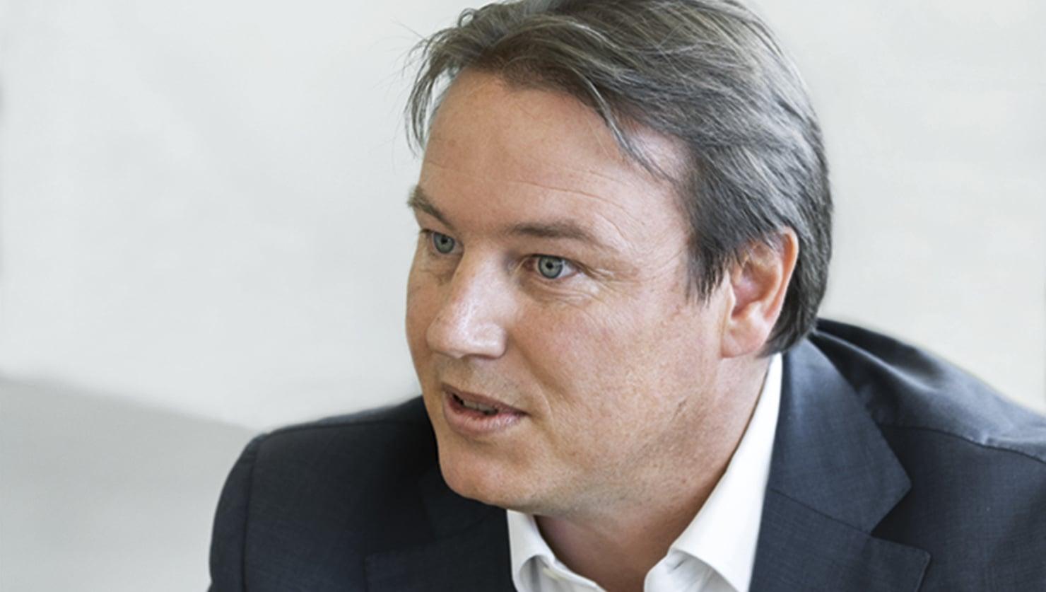 Joachim Oberrauch, lid van de raad van bestuur