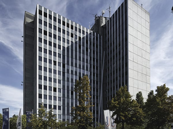 Building à Augsbourg
