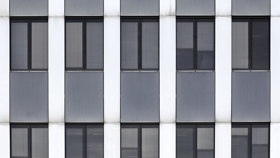 High-rise building in Augsburg