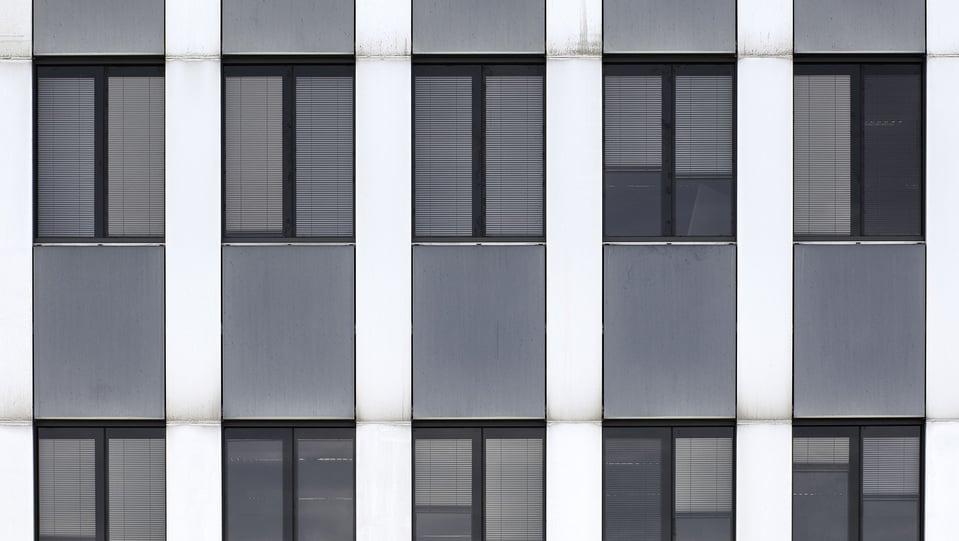 Flatgebouw in Augsburg