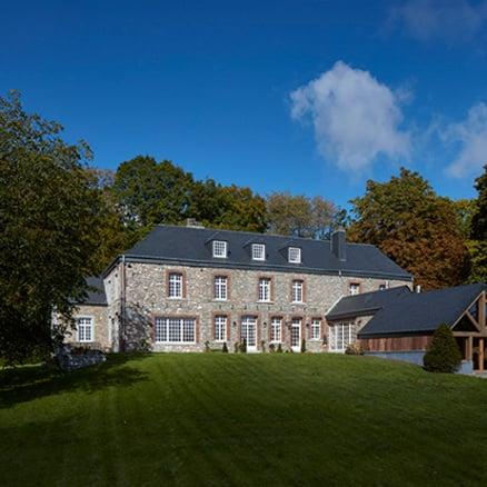 Chateau in Belgium
