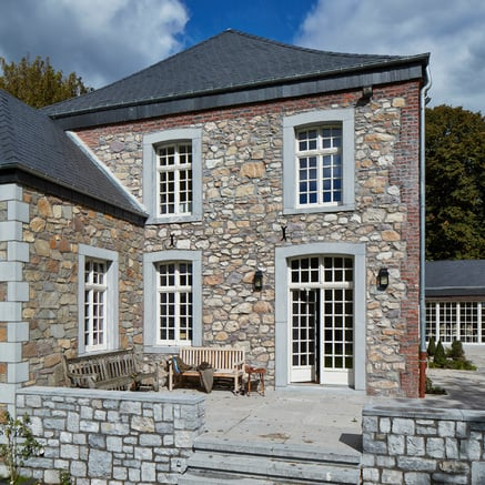 Château en Belgique