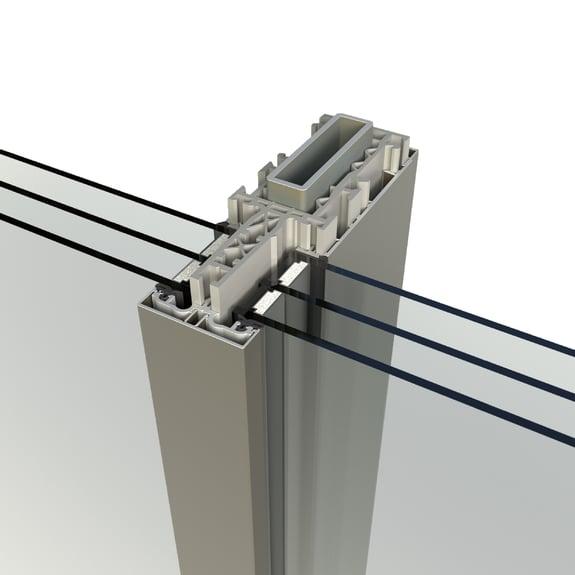 O modelo FIN-Vista é sempre estreito e estável.