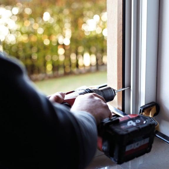 Come montare le finestre in PVC