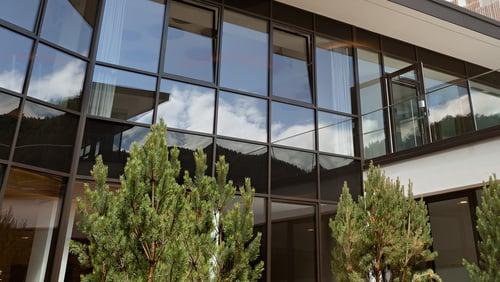 Fensterwand FIN-Vista