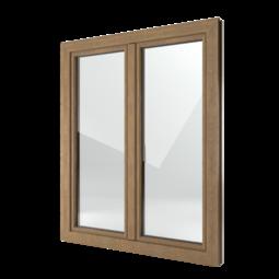 FIN-Window Classic-line 77 Kunststoff-Kunststoff