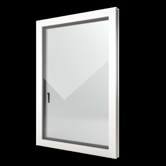 FIN-Window Nova-line 77 Kunststoff-Kunststoff