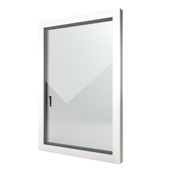 FIN-Window Nova-line 77 PVC-PVC