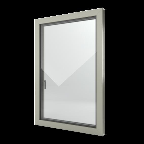 FIN-Window Nova-line Plus 77 Kunststoff-Kunststoff