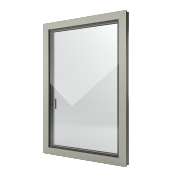 FIN-Window Nova-line Plus 77 PVC-PVC