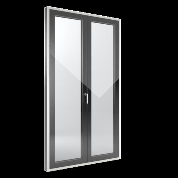 FIN-Window Slim-line Cristal 77