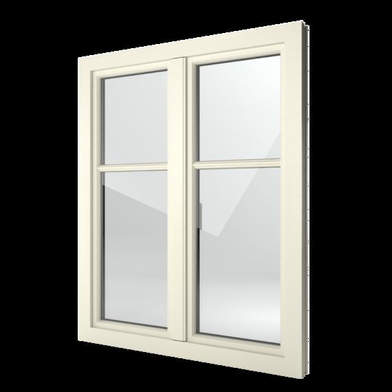 FIN-Window Step-line 77 Kunststoff-Kunststoff