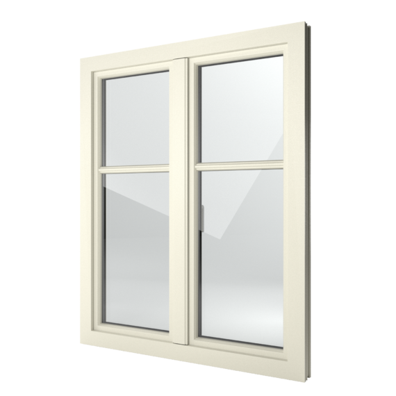 FIN-Window Step-line 77 PVC-PVC