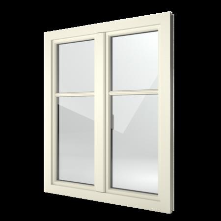 FIN-Window Step-line 77 PVC-PVC