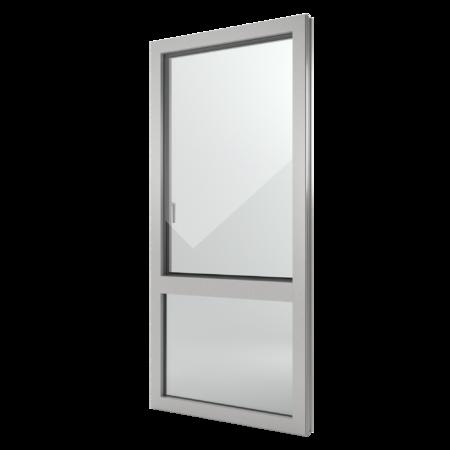FIN-Window Nova-line 77+8 Aluminium-Kunststoff