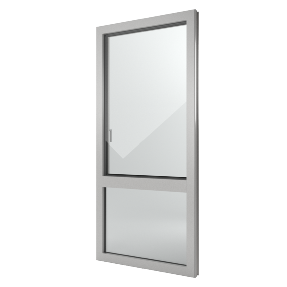 FIN-Window Nova-line 77+8 aluminium-PVC