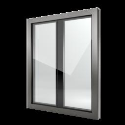 FIN-Window Nova-line Plus 77+8 Aluminium-Kunststoff