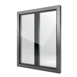 FIN-Window Nova-line Plus 77+8 aluminium-PVC