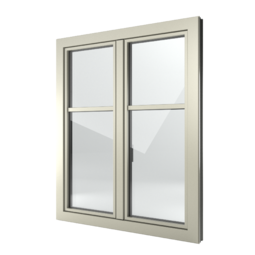 FIN-Window Slim-line 77+8