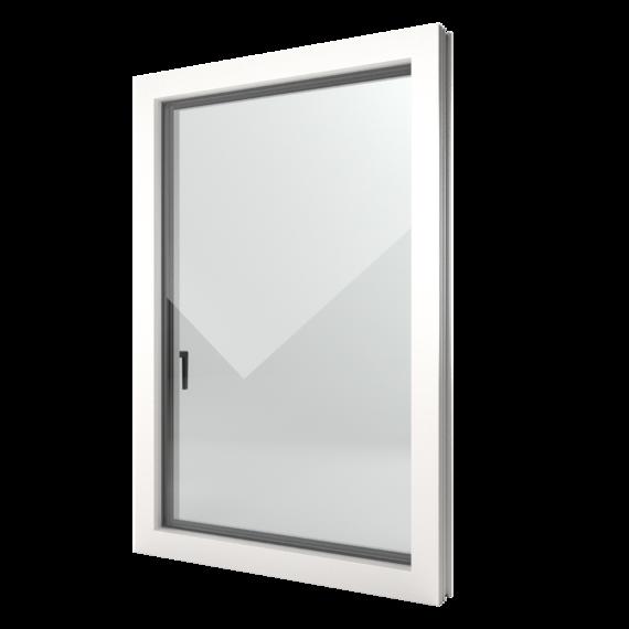 FIN-Window Nova-line 90 PVC-PVC