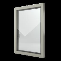 FIN-Window Nova-line Plus 90 Kunststoff-Kunststoff