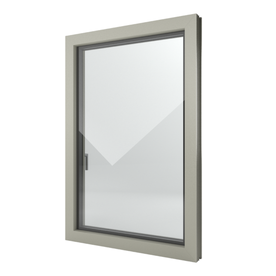 FIN-Window Nova-line Plus 90 PVC-PVC