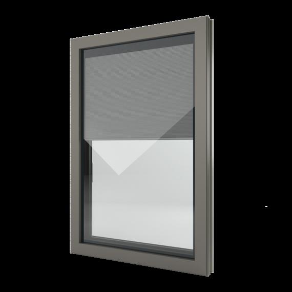 FIN-Window Nova-line Twin 77+8 Aluminium-Kunststoff