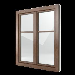 FIN-Window Classic-line C 90+8 Alluminio-PVC