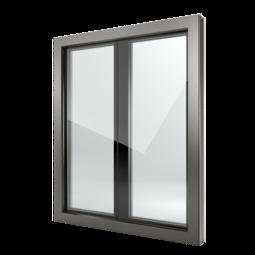FIN-Window Nova-line Plus C 90+8 Aluminium-Kunststoff
