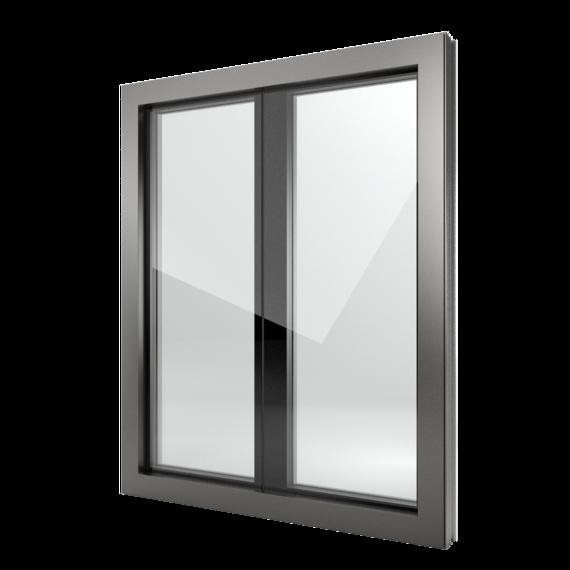 FIN-Window Nova-line Plus N 90+8 Aluminium-Kunststoff