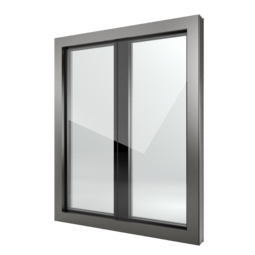 FIN-Window Nova-line Plus N 90+8 aluminium-PVC
