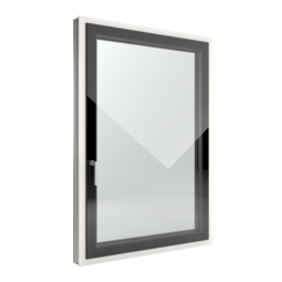 FIN-Window Slim-line Cristal N 90+8