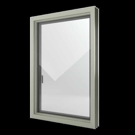 FIN-Window Nova-line Plus 124 Kunststoff-Kunststoff
