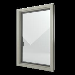 FIN-Window Nova-line Plus 124 PVC-PVC
