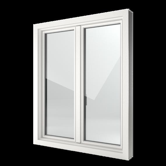 FIN-Window Slim-line 124