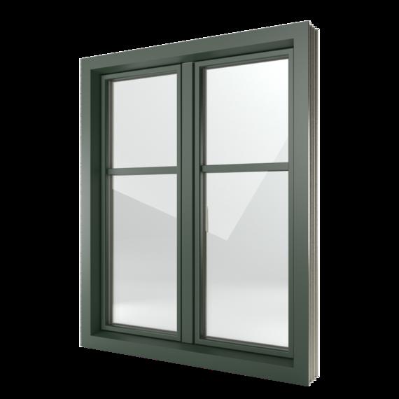 FIN-Window Classic-line 124+3