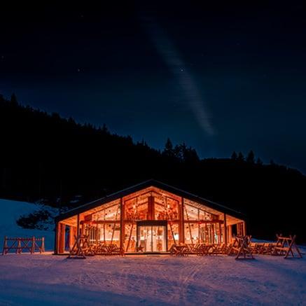 """Casa de montanha """"Zin Fuchs"""" em Sesto"""